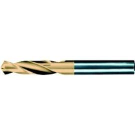 Gühring NC fúró extra rövid DIN1897GU HSSE Co5 TiN 4.2mm
