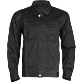 CLASS fekete kabát L