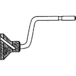 IBT sorjátlanító szerszámpenge süllyesztő 4-18mm