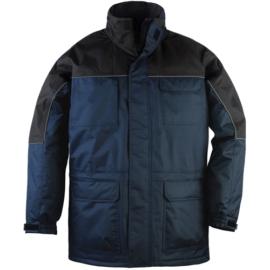 RIPSTOP kabát tengerkék/fekete XL