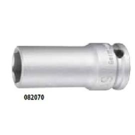 ASW erősített dugókulcs hatszög hosszú 1/2'' 10mm