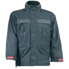 Brickf. kabát fekete XL