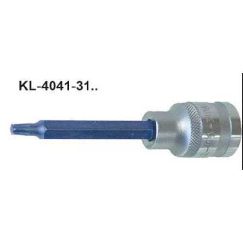 Klann dugó Torx T30 (L=100 mm) 1/2'' KL4041-3130