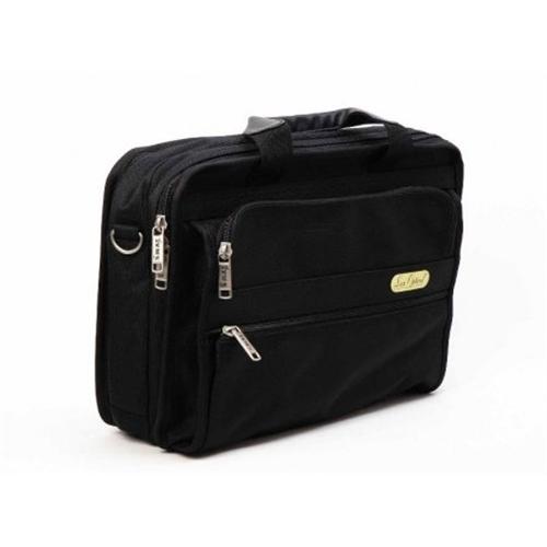 Laptop táska, fekete T