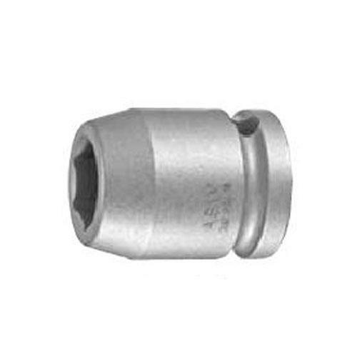 ASW erősített dugókulcs hatszög  1/2'' 30 mm