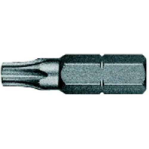 Format bit belső torx csavarokhoz 1/4'' furatos TX20