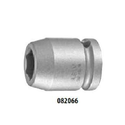 ASW erősített dugókulcs hatszög 1/2'' 17mm